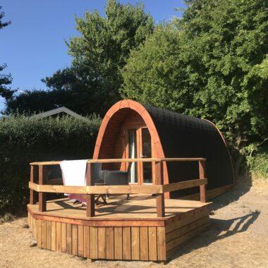 Søby Camping Ærø Pod