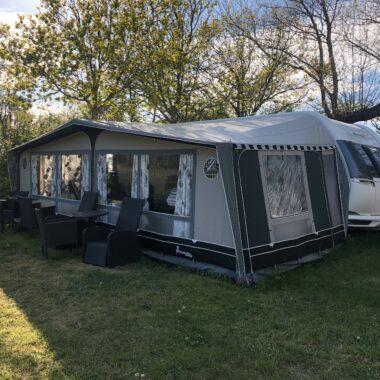 Luxus Campingvogn